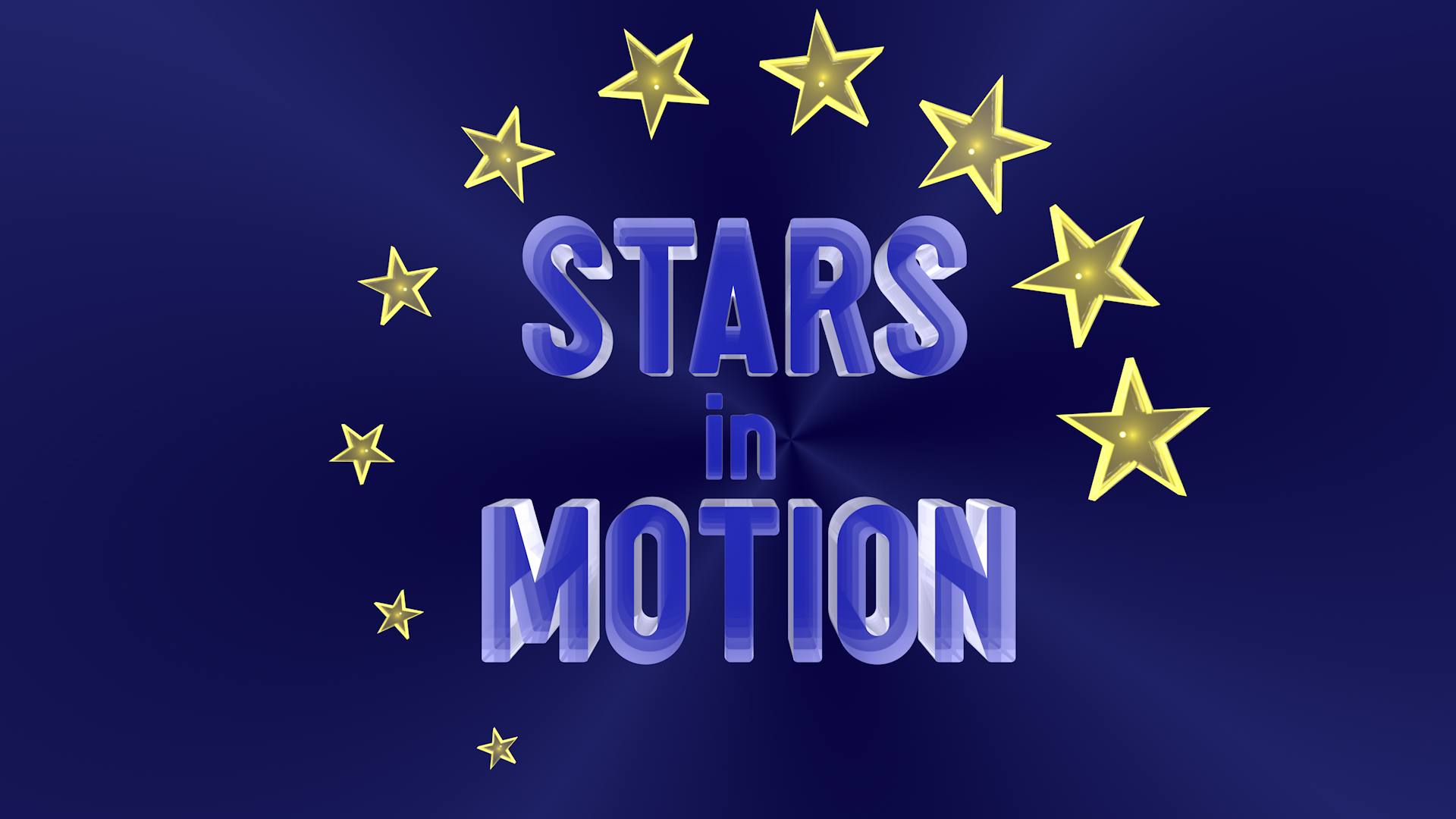 Stars in Motion
