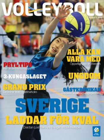 Volleyballmagasin legges ned