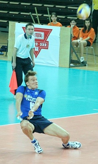 Volleyballutmerkelser