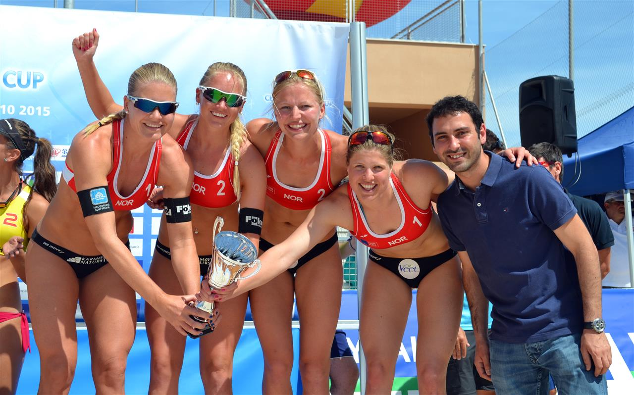 Fjerde runde i Continental Cup
