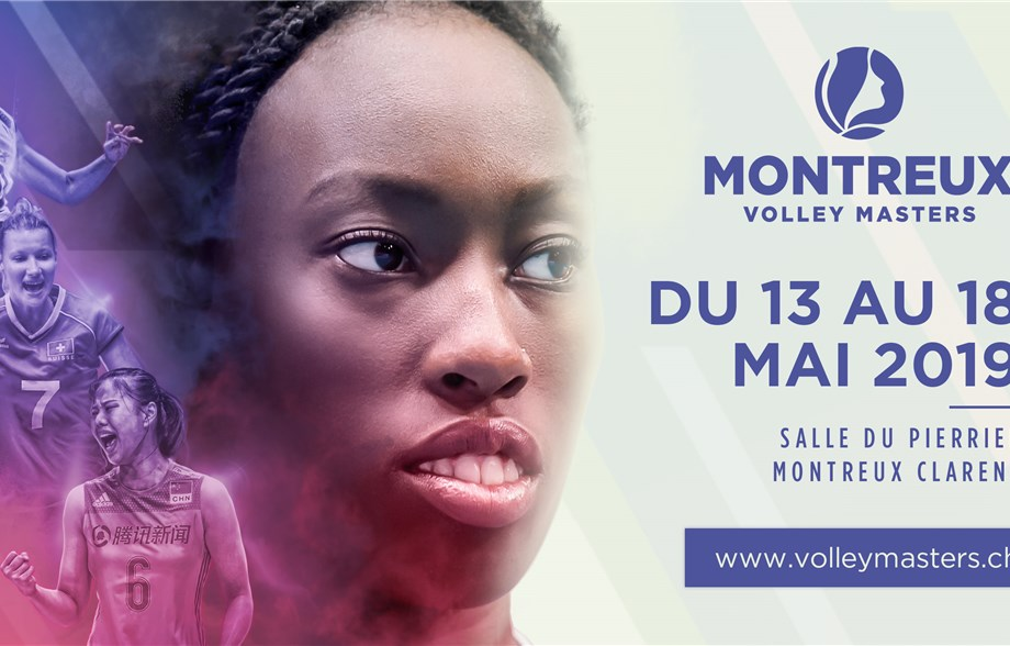 Montreux Volley Masters 2019