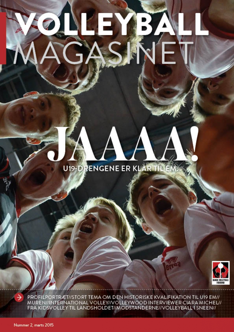 Volleyball Magasinet