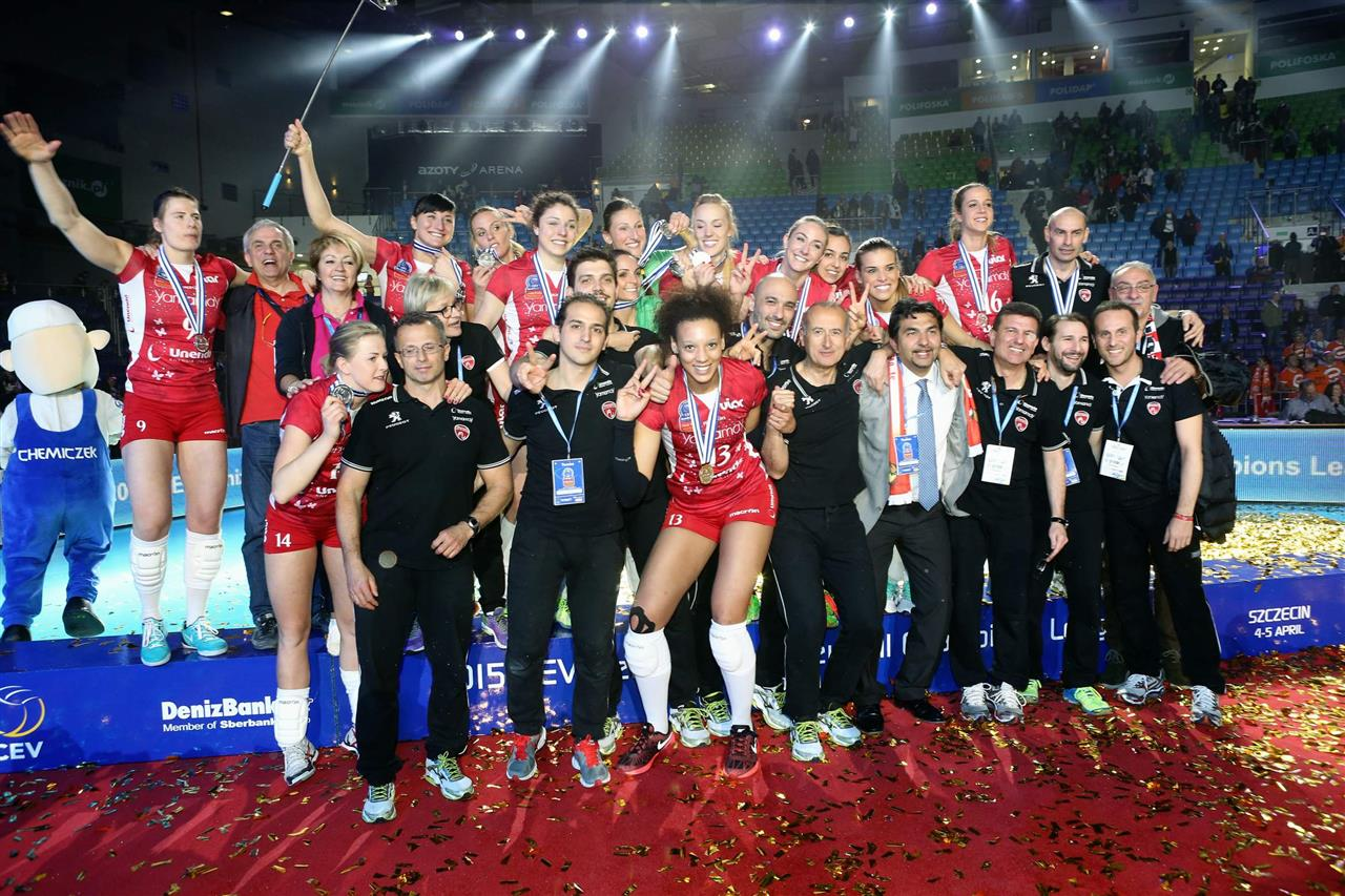 Tyrkisk i Champions League